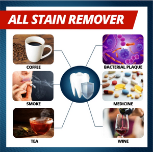 Intensive Stain Removal Tooth Whitening Toothpaste