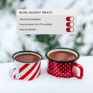 Top 3 Holiday Treats