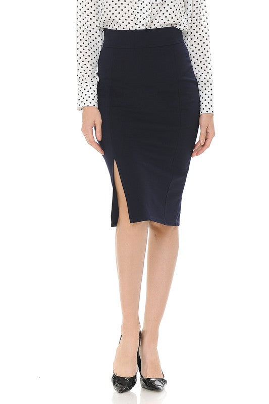 Woman casual skirt