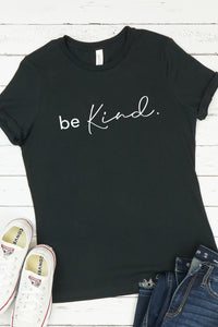Be Kind Chic Graphic Tee