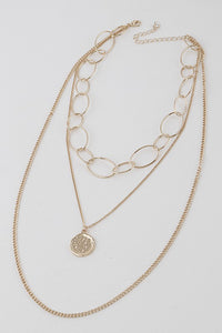 Multi Layered Necklace