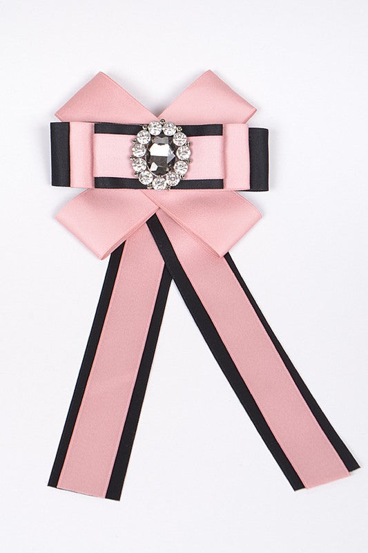 Lady Ribbon Bow Tie