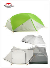 Load image into Gallery viewer, Naturehike factory sell Tent Vestibule for Mongar 2,  Mongar 2 Tent with vestibule set competive price