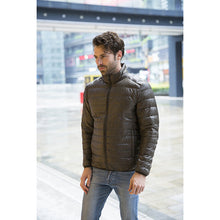 Load image into Gallery viewer, Mens Ultralight Duck Down Windbreaker Overcoat