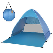 Load image into Gallery viewer, Lixada Ultralight Hiking Tent Winter Tent Automatic Instant Pop Up Beach tourist Tent Outdoor UV Protection Camping Fishing Tent