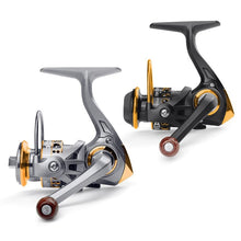 Load image into Gallery viewer, Balight 12BB 5.2:1 Mini Spinning Reel Stainless Steel Spool