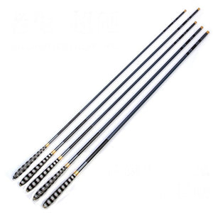 Hot  Telescopic Carbon Fiber Superhard Carp Rod