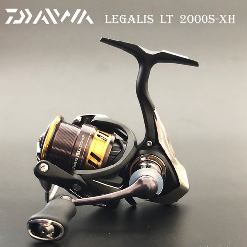 2018 New Daiwa Legalis LT 2000S-XH shallow spool 3000D-CXH DEEP SPOOL Spinning Fishing Reel