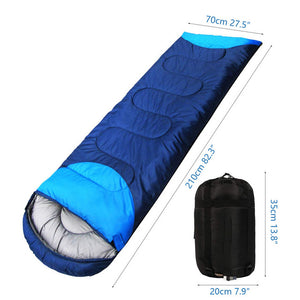 Multi-activity Ultralight Compact 4 Season Sleeping Bag