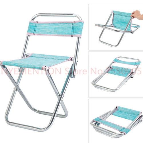 Ultralight Versatile Folding Chair