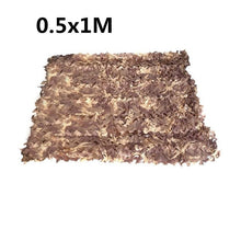 Load image into Gallery viewer, Camouflage Hiding Net Army Military Camo Net Car Covering Tent Hunting Blinds Netting Optional Size Long Cover Conceal