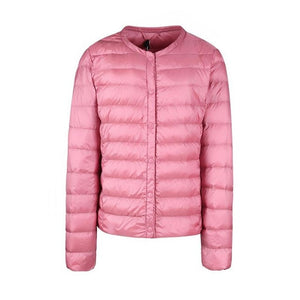 Womens Fitaylor Ultra Light Duck Down Jacket