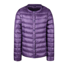 Load image into Gallery viewer, Womens Fitaylor Ultra Light Duck Down Jacket