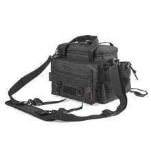 Load image into Gallery viewer, Multifunctional Waterproof Tackle Bag with Shoulder Strap combine with Lure Storage Zipper Pouch