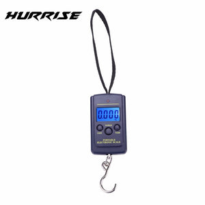 40kg Mini Digital Electronic Hook Fishing Scale
