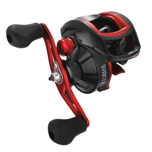 Lizard 18*1BB Metal Baitcasting Fishing Reel 8.1:1