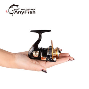 ANYFISH MICRO BASS ultra-light  mini spinning reel