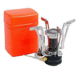 Mini Folding Gas Stove with Case