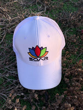 Load image into Gallery viewer, Rainbow Lotus Snapback