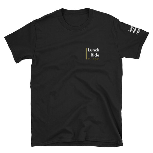 Lunch Ride Cycle Club Member T-Shirt