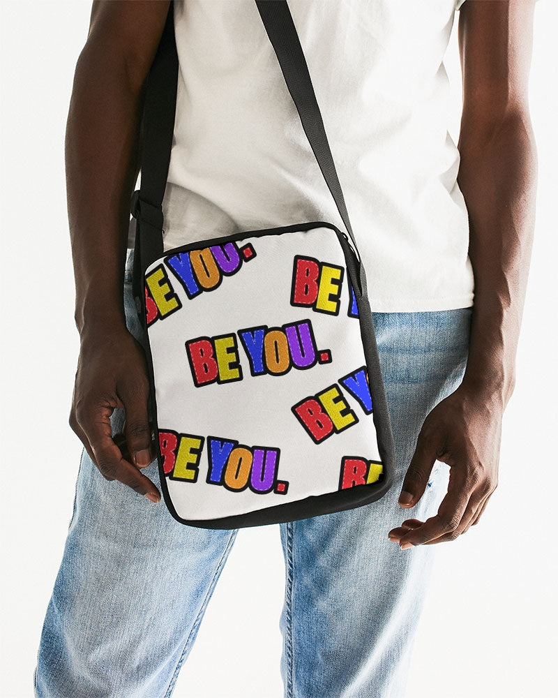 Be You. Original Messenger Pouch