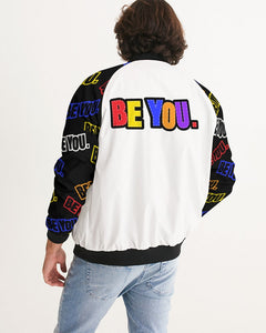 Be You. Everywhere Men's Bomber Jacket