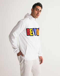 Be You. Men's Windbreaker
