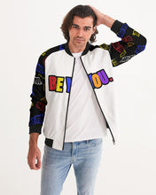 Load image into Gallery viewer, Be You. Everywhere Men's Bomber Jacket
