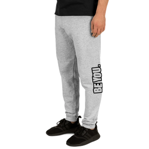 Be You. Black Unisex Joggers