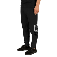 Load image into Gallery viewer, Be You. White Unisex Joggers