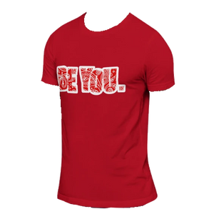 Be You. Bandana Print Red 2 Short-Sleeve Unisex T-Shirt