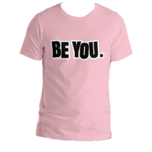 Be You. BlackOut Short-Sleeve Unisex T-Shirt