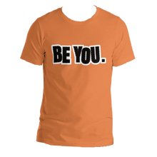 Load image into Gallery viewer, Be You. BlackOut Short-Sleeve Unisex T-Shirt