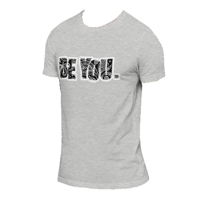 Be You. Bandana Print Black Short-Sleeve Unisex T-Shirt