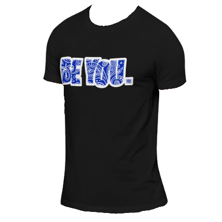 Be You. Bandana Print Blue 2 Short-Sleeve Unisex T-Shirt