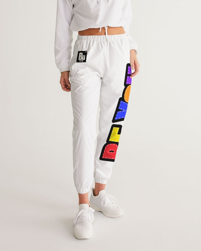 Be You. Original Women's Track Pants