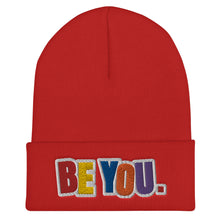 Load image into Gallery viewer, Be You. Original Cuffed Beanie