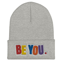 Load image into Gallery viewer, Be You. Original Puffed Cuffed Beanie