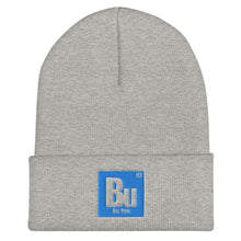 Load image into Gallery viewer, Be You. Bu Teal Cuffed Beanie