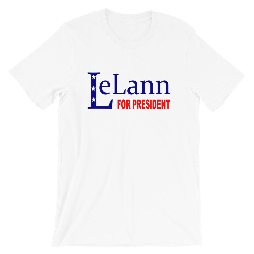 LeLann For President Tee