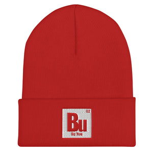 Be You. Bu Cuffed Beanie