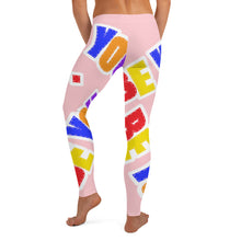 Load image into Gallery viewer, Be You. Original Pink Leggings