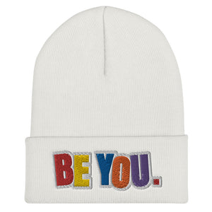 Be You. Original Puffed Cuffed Beanie