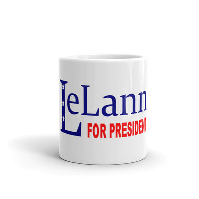 LeLann For President Mug