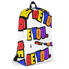 Load image into Gallery viewer, Be You. Original Backpack