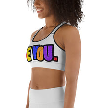 Load image into Gallery viewer, Be You. Original Sports Bra