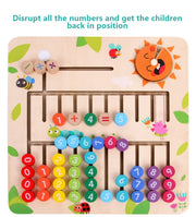Educational Wooden Math Toys for Kids - Nexusbaby