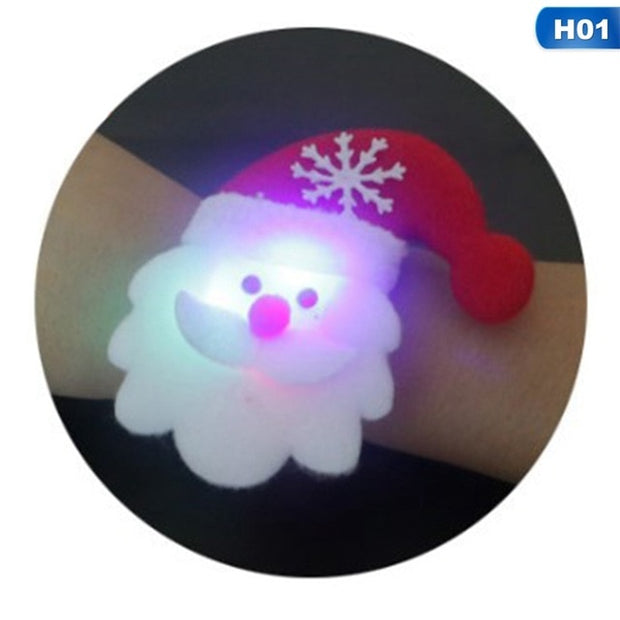 Christmas Patting Bracelet Watch