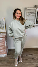 Load image into Gallery viewer, Sweatshirt & Pant Set