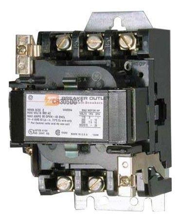 CR305G004 - General Electric 300 Amp 3 Pole 600 Volt Non-Reversing Contactor